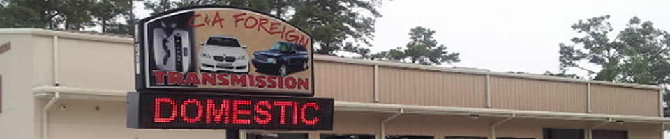 C&A Transmission and Auto Repair - Servicing Spring, Houston, and surrounding areas since 1988